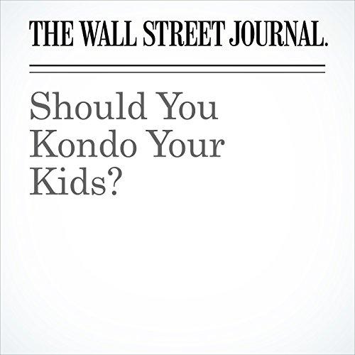 Should You Kondo Your Kids? copertina