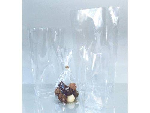 Bodenbeutel Zellglas 100er-Pc 145x235mm