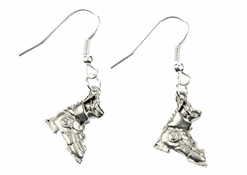 Miniblings -   Skischuhe Ohrringe