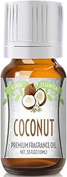 coconut essential oil fragrance
