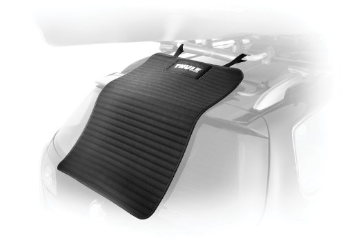 Thule 854 Water Slide Kayak Carrier Accessory Mat Black, One Size