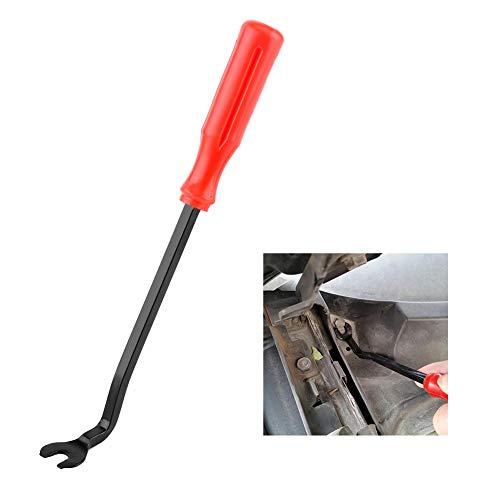 Removedor de clip de moldura de puerta, extracción automática de molduras de audio para automóvil Manijas de agarre cómodas Alicates de extracción de clip para quitar el panel de la puerta