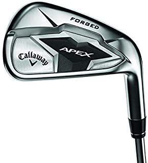 Callaway Apex 19 Iron Set 4-PW AW Project X Catalyst 50 Graphite 5.0 Light Flex RH