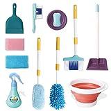 JOYIN Juego de juguetes de limpieza para niños y niños...