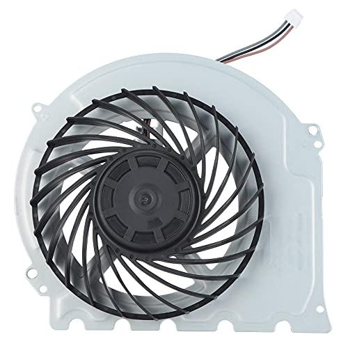 Ventilador de refrigeración, Conector de 3 Clavijas, Ventilador de refrigeración Externo, Ventilador de refrigeración de Juegos, disipador de Calor de Repuesto para PS4 Slim/Cuh ‑ 2015a / Cuh ‑ 20xx