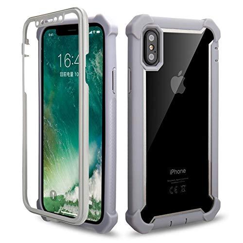 RZL Teléfono móvil Fundas para iPhone 12 Mini 12 Pro MAX, a Prueba de Golpes de teléfono Protección Caja de la cámara de la Armadura del teléfono Claro Transparente para el iPhone Pro 11/11 Pro MAX