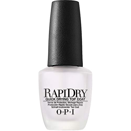 OPI RapiDry Quick Drying Top Coat ,1er Pack (1 x 15 ml)