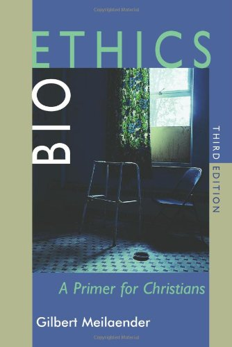 Image of Bioethics: A Primer for Christians, Third Edition