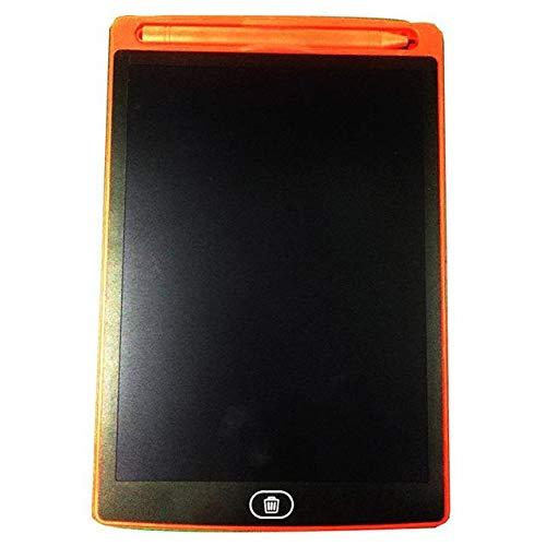 BXGZXYQ Boogie Board LCD-Schreibtafel Digitaler Schreibblock for Laptop LCD Lichtenergie LCD Elektronische Tafel Schreiben Kleine Tafel Kinder Malerei Spielzeug 8,5-Zoll-Tablet (Farbe : ROT)