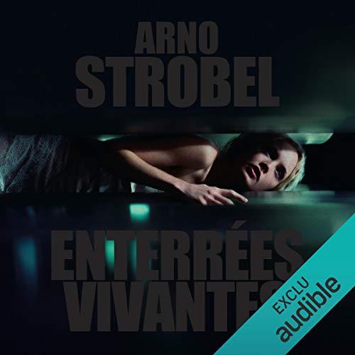 Enterrées vivantes audiobook cover art