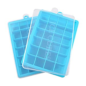 Ice Cube Trays with Lid