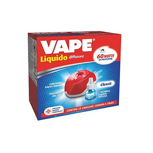 Vape GA0612200 - Una Eléctrica Liquid Spina, Actualizar 480 Horas - [confezione...