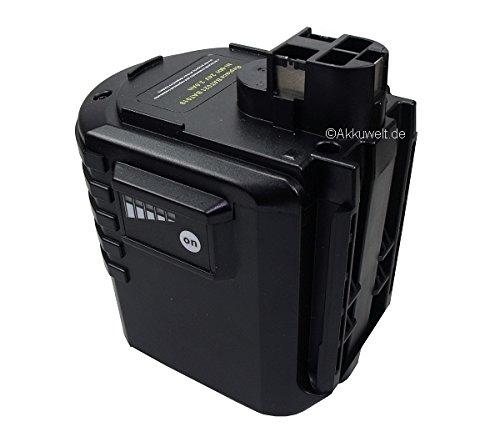 Batería de repuesto para herramientas Bosch BTI 016328 GBH 24 VRE 11225 VSR GBH 24 V 2607335082 2607335083 2607335083