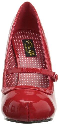Vintage Schuhe – Pleaser PinUp Couture  Damen Pumps, Rot - 2
