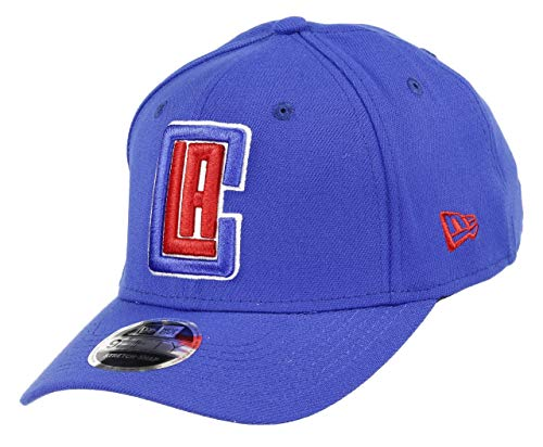 New Era Los Angeles Clippers 9fifty Stretch Snapback Cap NBA Essential Blue - One-Size