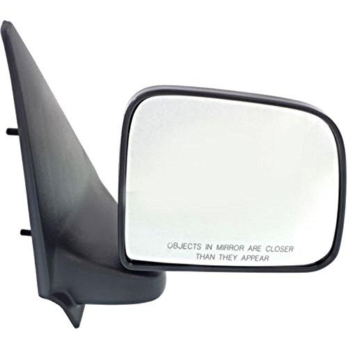 Aftermarket Fits 93-05 Ranger 94-05 Mazda Pickup Right Pass Manual Mirror - Post Mount
