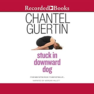 Stuck In Downward Dog audiobook cover art