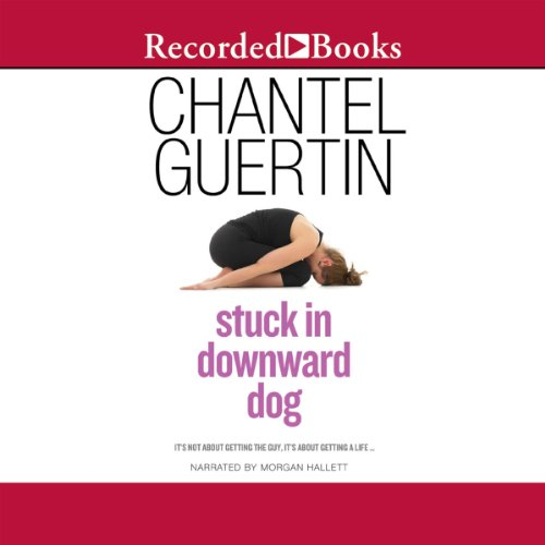 Stuck In Downward Dog audiobook cover art