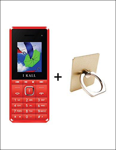 IKALL 18 inch Display K2180 Feature Mobile with Ring Holder