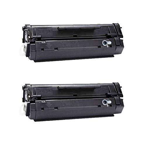 Cartucho de tóner para HP Laser Jet 5L/6L/3100/3150/L, compatible con HP C3906A / Canon FX-3, 2.500 páginas, color negro, color 2 negros. size