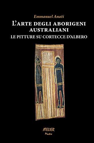 L'arte degli aborigeni australiani. Le pitture su cortecce d'albero