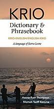 Krio-English/English-Krio Dictionary & Phrasebook