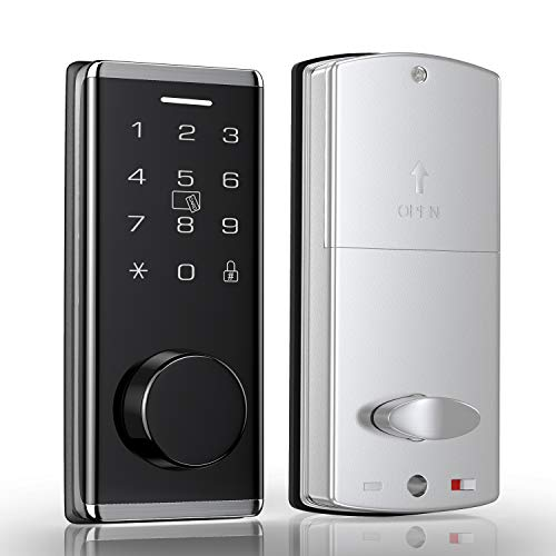 InteTrend Bluetooth Electronic Deadbolt
