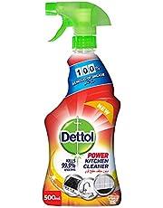Dettol Orange Healthy Kitchen Power Cleaner Spray 500ml