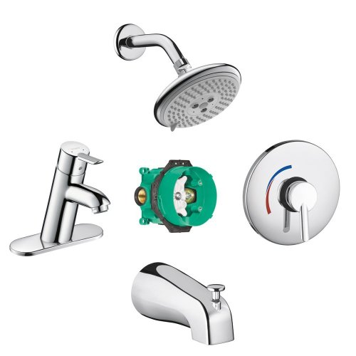 Where to buy Hansgrohe 04443820 Focus S Single Hole Faucet and ...