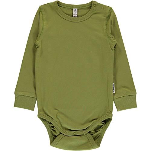 Maxomorra Maxomorra Baby Mädchen (0-24 Monate) Unterhemd Gr. 62/68 cm(3-6 Monate), grün