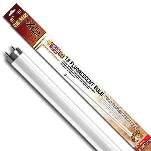 Bearded Dragon UVB Fluorescent Bulb 18 Inch By Zilla