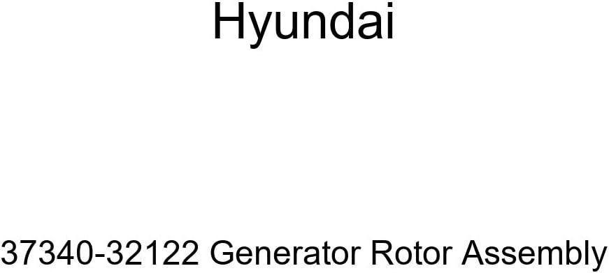 Genuine Hyundai Ranking TOP12 Cheap mail order shopping 37340-32122 Assembly Rotor Generator
