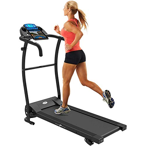 Nero Sports - Foldable Electric Motorized Treadmill with Bluetooth