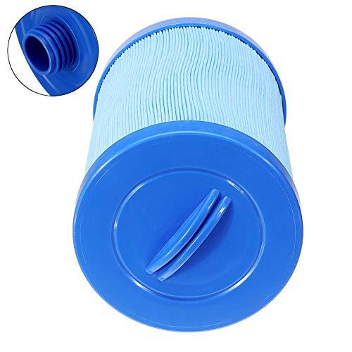 LZH SPORT 2 Pcs Bassin Filtre À Cartouche Antimicrobien, 200Mm X 150Mm, Fil, Jacuzzi Filtre Papier,3