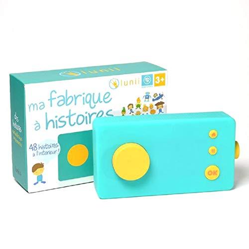 Lunii Ma Fabrique à Histoires Jeux d'éveil intéractifs en Francais