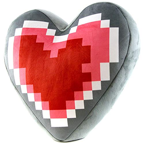 Little Buddy Legend of Zelda Heart Container 14' Stuffed Pillow Plush Cushion