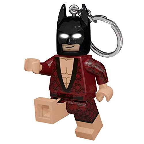 LEGO- Lgl Ke103K Batman Kimono Portachiavi LED, Multicolore, Taglia Unica, IQLGL-KE103K