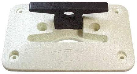 AMRC-02101 Excellence CIPA Cleat Seat Retractable w Bl 2021 new White - Dock