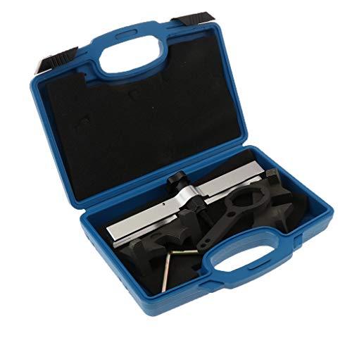 H HILABEE Motor Nockenwellen Kurbelwellen Arretierung Einstellwerzeug Steuerzeiten Werkzeug für BMW 550i 750i 760i N63 N74 S63