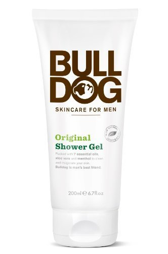 Original Shower Gel 6.70 Ounces by Bulldog Natural Skincare BEAUTY (English Manual)