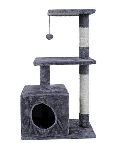 gengxinxin para Gatos con Árbol para Gatos Gatos Rascador con Rascador para Gatos Cat Climbing Caballete Scratcher Tree Jumping Furniture Ball Cat Playing Pet Product Al por Mayor High-awj0420-g_m_1