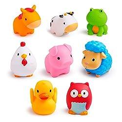 amazon daily deals, bathtub toys, toys for girls, toys for boys, kids, bathtime