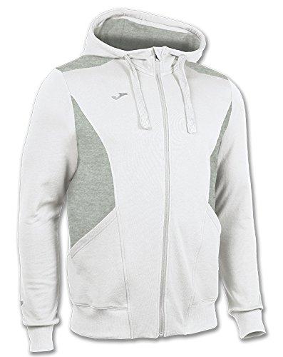 Joma – Veste à Capuche Comfort XXXXL Blanc - 200