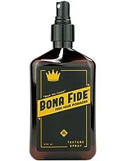Bona Fide Pomade, テクスチャースプレー / Texture Spray (250mL) 液状水性ポマード / スタイリングスプレー(整髪料)