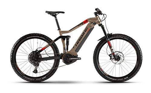 27,5 Zoll Haibike SDURO FullSeven LT 4.0 E Bike Fully i500Wh 12 Gang SX Pedelec Gr. L