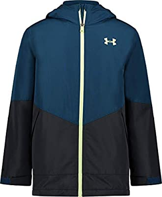 Under Armour Boys Wildwood 3-in-1, Teal Vibe F19, YSM