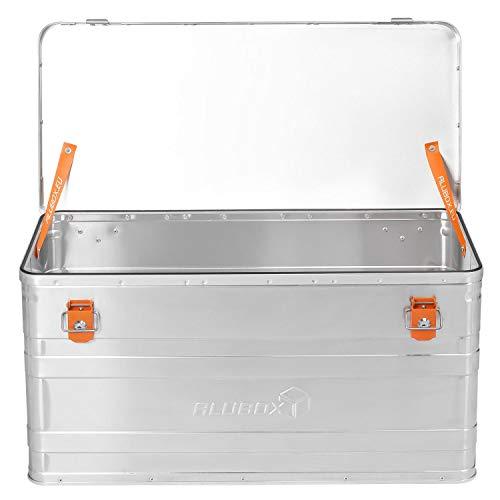 ALUBOX B90 - Aluminium Transportbox 90 Liter, abschließbar - 3
