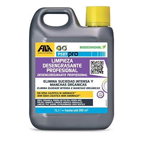 Fila Surface Care Solutions Wasmiddel, ontvettingsmiddel en verwijderaar, niet van toepassing, 1 l