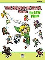 Alfred The Legend of Zelda Series for Easy Piano Book [並行輸入品]