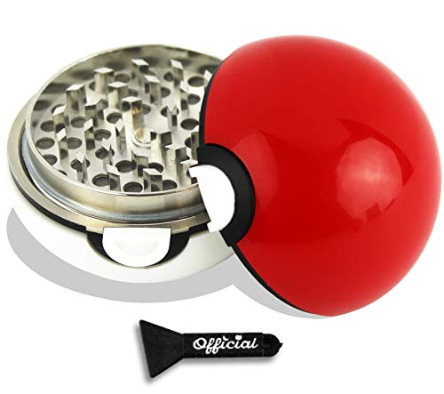 Pokeball Herb Grinder for Spices